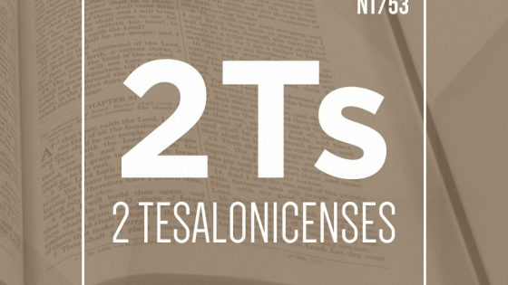 A Través de 2 Tesalonicenses