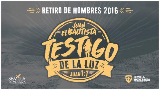 Retiro 2016