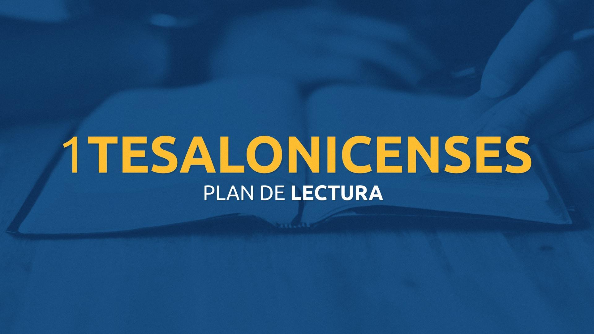 1 Tesalonicenses