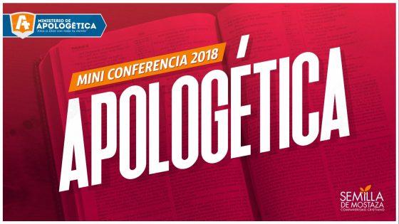 Mini Conferencia 2018