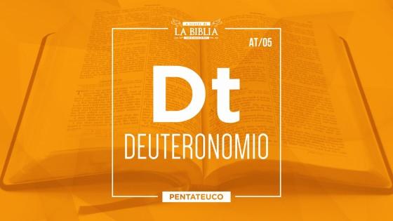 A través de Deuteronomio