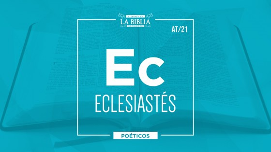 A través de Eclesiastés