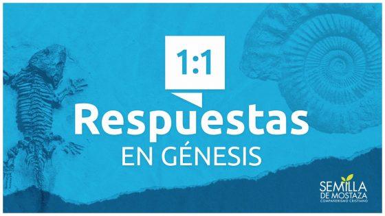 Respuestas en Génesis