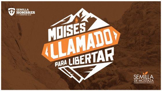 Moisés, Llamado Para Libertar