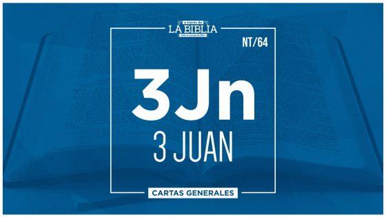 A Través de 3 Juan