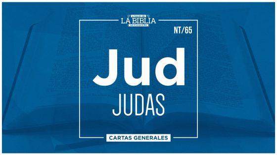 A través de Judas