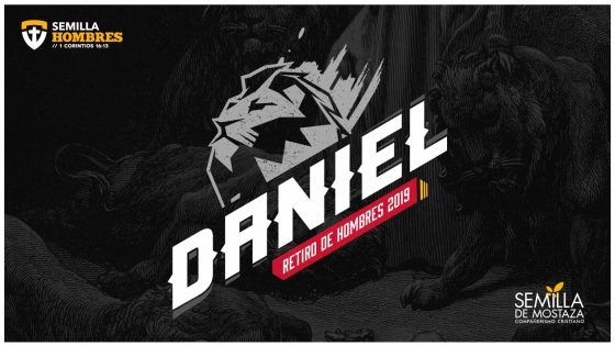 Daniel, Retiro de Hombres 2019