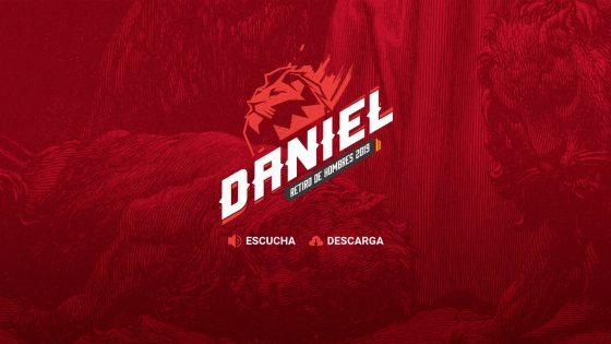 Daniel Jóvenes, Retiro de Hombres 2019