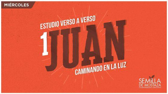 1 Juan Caminando En La Luz