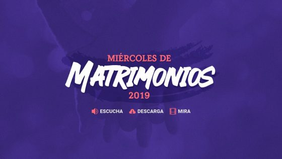 Matrimonios 2019