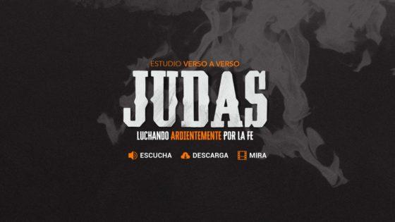 Judas Luchando Arduamente Por la Fe
