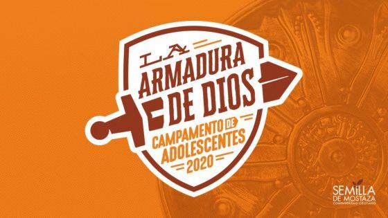 La Armadura de Dios - ECamp 2020