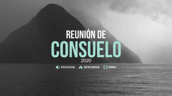 Reunión de Consuelo 2020