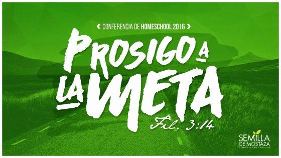 Conferencia Homeschool 2016