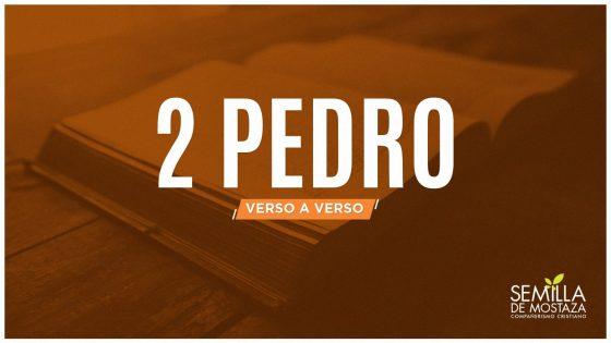 A Través de 2 Pedro