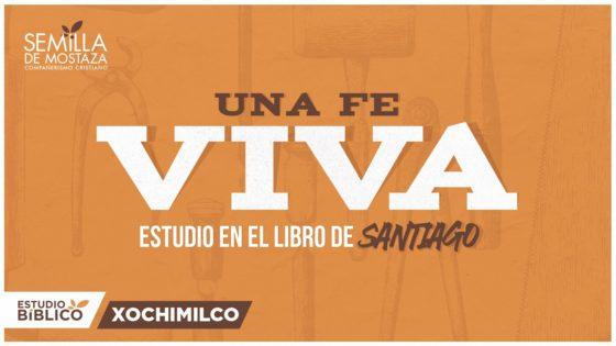 Santiago, Una Fe Viva