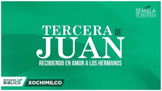 3 Juan, Recibiendo en Amor a los Hermanos